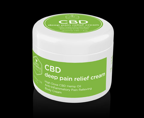 Kat's Deep Pain Cream