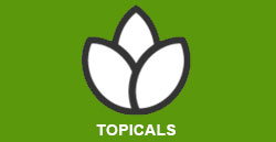 cbd skin care topical products