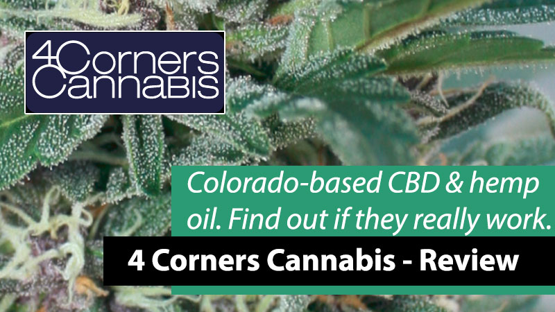 4 Corners Cannabis Reviews