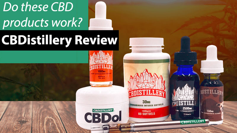 cbdistillery reviews