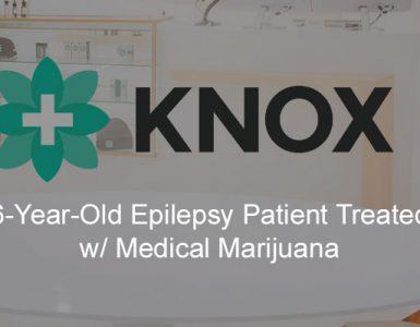 Epilepsy Patient Medical Marijuana