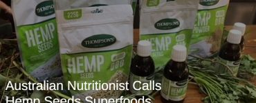 hemp seeds superfoods