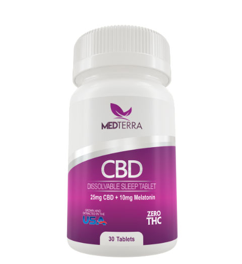 medterra sleep dissolvables