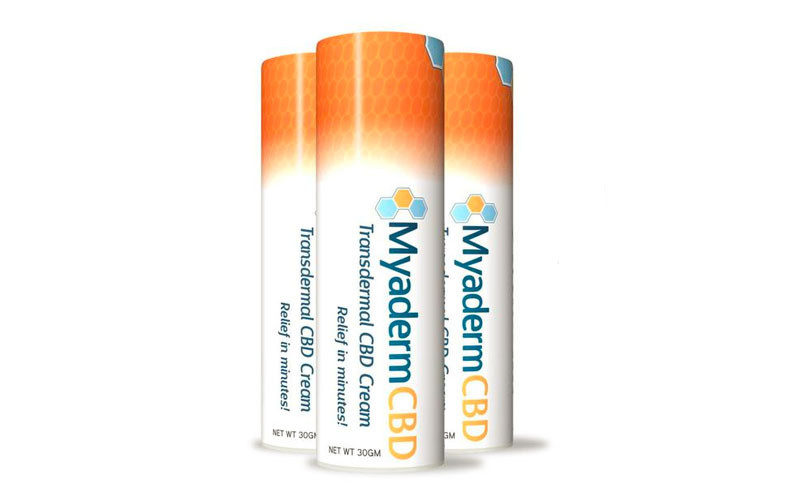 myaderm transdermal cbd cream review
