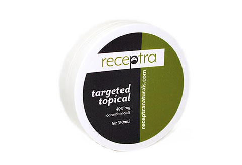 Receptra Targeted Topical Salve
