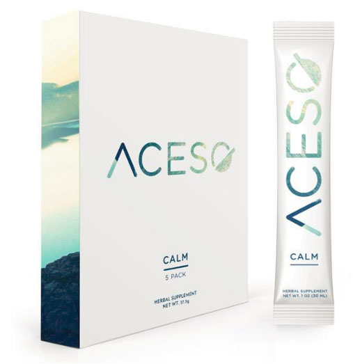 aceso calm powder