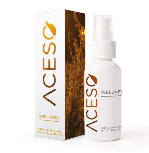 aceso wellness spray