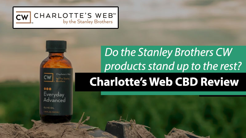 charlotte's web cbd brand review