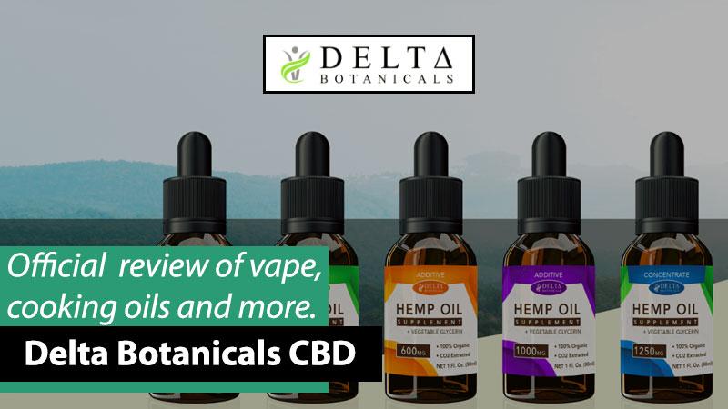 delta botanicals cbd review