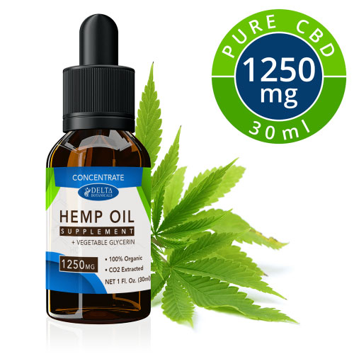 delta cbd vape concentrate 1250mg