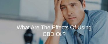 Effects of using CBD Oil