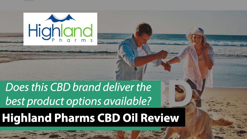 Highland Pharms CBD Oils