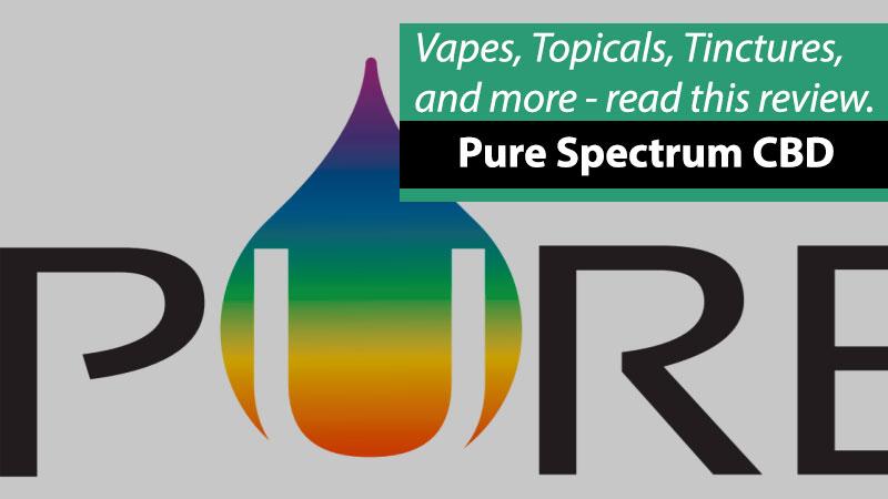 pure spectrum review