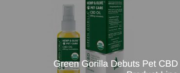 Green Gorilla CBD Pets Supplements