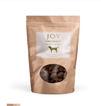 joy organics dog treats