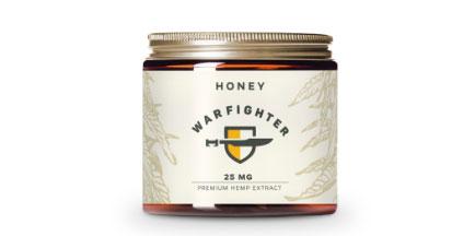 warfighter clover honey