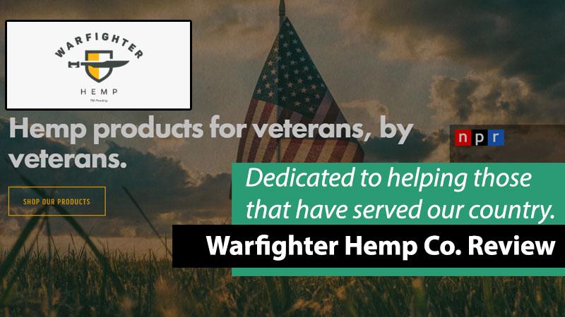warfighter hemp cbd oil