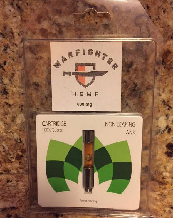 warfighter vape pen
