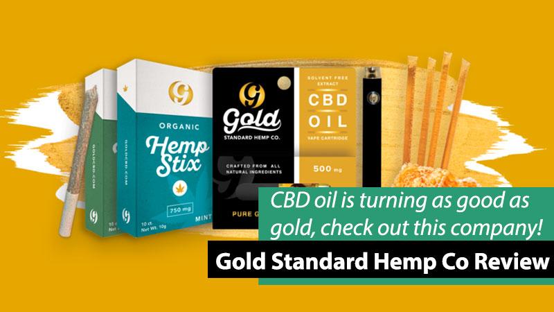 gold standard cbd oil review