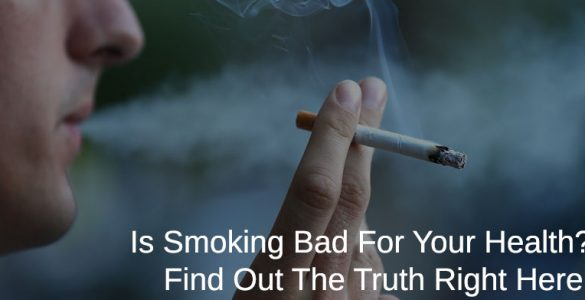 guy smoking a cigarette