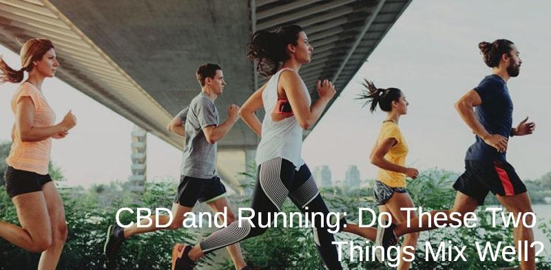 cbd and running
