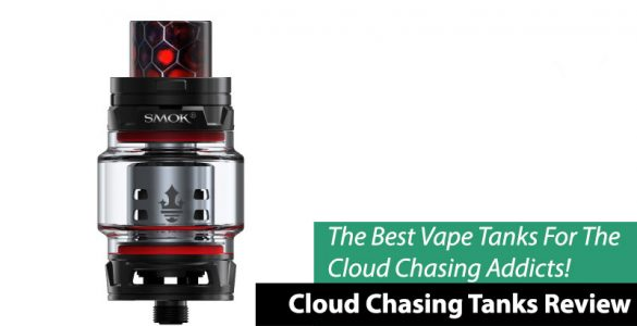 cloud chasing tanks