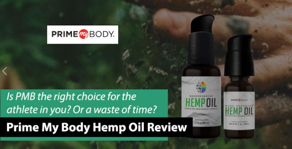 Prime My Body CBD Review