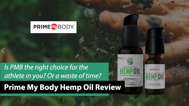 Prime My Body CBD Review