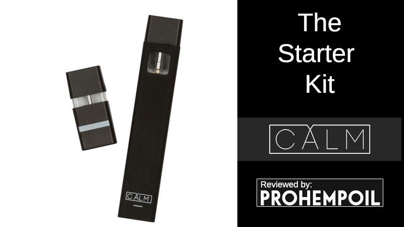 Starter Kit by Calm Vape