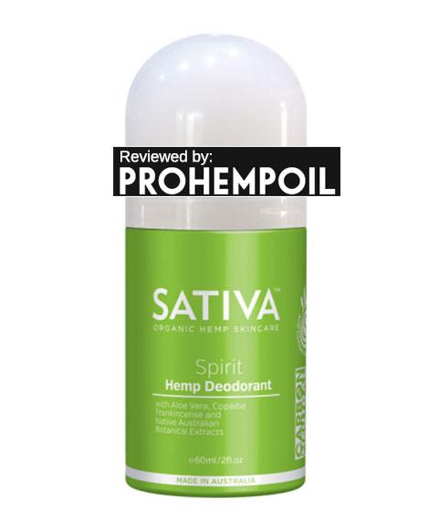 Deodorant by Sativa