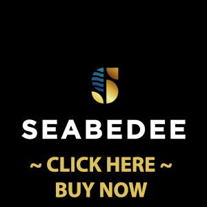 Seabedee.com banner
